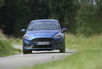 Ford Fiesta ST : Minder cilinders, meer plezier #1