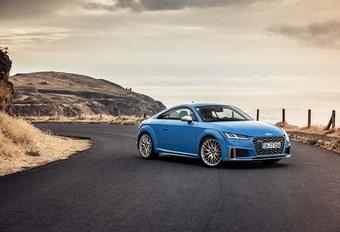 Audi TTS Coupé (2018) #1