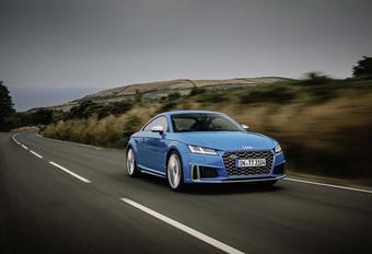 Audi TT en TTS: opnieuw up-to-date #1