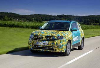 ESSAI EXCLUSIF PROTOTYPE – Volkswagen T-Cross : le plus jeune de la bande #1