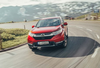 Honda CR-V 1.5 VTEC Turbo : Sans avoir l'air d'y toucher #1