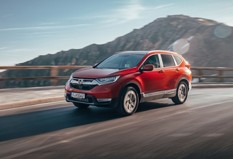 Honda CR-V 1.5 VTEC Turbo (2018)