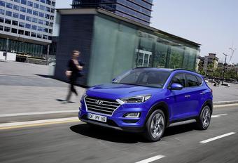 Hyundai Tucson 2.0 CRDi 48 V (2018) #1