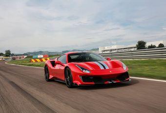Ferrari 488 Pista : de la piste à la route… #1
