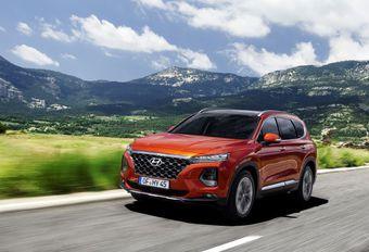 Hyundai Santa Fe : deux pour le prix d'un #1
