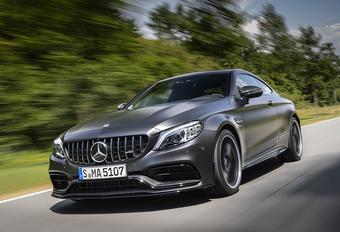 Volgende Mercedes-AMG C 63 en S 63 worden plug-in hybride #1