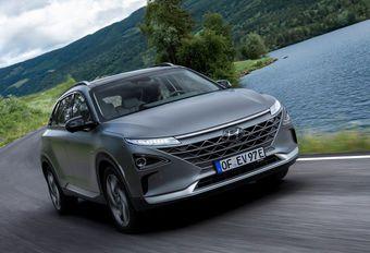 Hyundai Nexo 2018: Vlam van de hoop #1