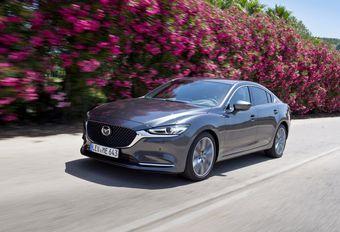 Mazda 6 - Surclassement #1