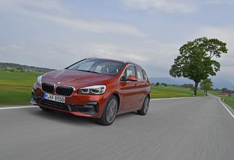 BMW 218i Active Tourer (2018) #1
