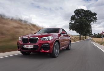 BMW X4 20d : Rede en emotie verenigd #1