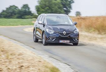 Renault Grand Scénic 1.3 TCe 160 : Een nieuw hart  #1