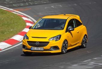 Opel Corsa GSi : En quête de chevaux #1