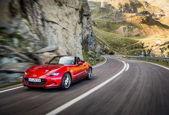 Mazda MX-5: de legende leeft voort  #1