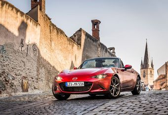 Wordt de volgende Mazda MX-5 hybride? #1