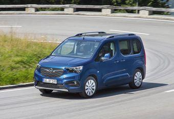 Opel Combo Life: huisdesign en verwarmd stuurwiel #1