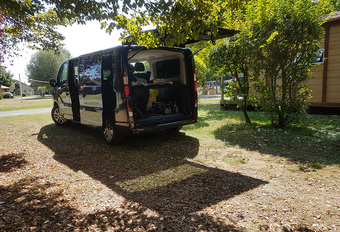 Renault Trafic SpaceClass dCi 140 (2018) #1