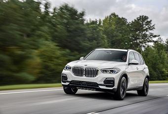BMW X5: Meid voor alle werk #1
