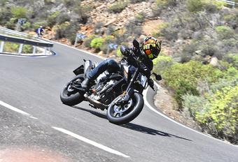 KTM 790 Duke : Motards sages, s'abstenir! #1