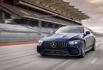 Mercedes-AMG GT 4 : L'irrationnelle #1