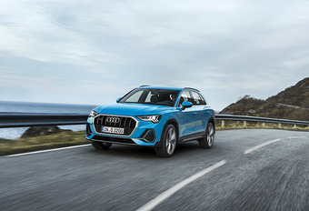 Audi Q3: De lijn doortrekken #1