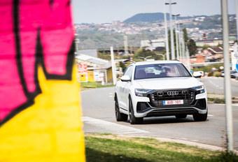 Audi Q8 50 TDI : Q7 in sportoutfit #1