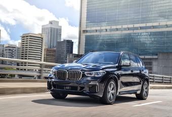 BMW X5 M50d (2018) #1