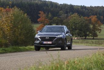 Hyundai Santa Fe 2.2 CRDi 4WD : Le SUV vu en grand #1