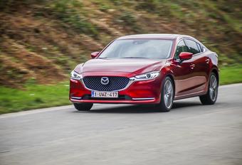 Mazda 6 SkyActiv-G 2.0 163 : L'efficacité en plein #1