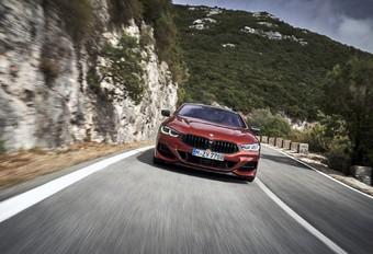 BMW M850i xDrive (2018) #1