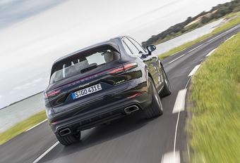 Porsche Cayenne E-Hybrid (2018) #1