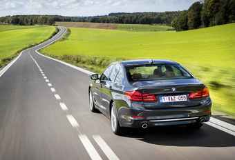 BMW 518d (2018) #1