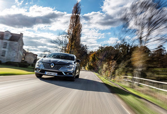 Renault Talisman 1.8 TCe: Bedankt, WLTP #1