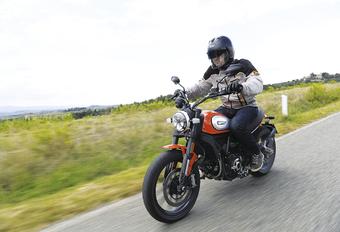 Ducati Scrambler Icon : On ne change pas une formule qui gagne… #1