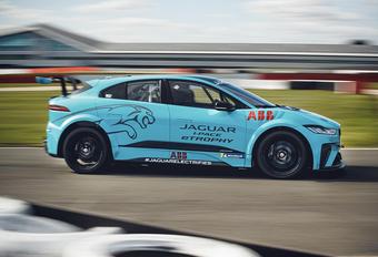 Jaguar I-Pace eTrophy (2018) - Racetest #1