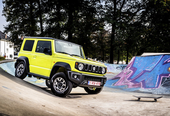 Welke Suzuki Jimny kiezen? #1
