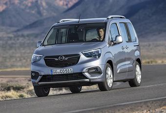 Opel Combo Life 1.2 Turbo 110 : Le troisième mousquetaire #1