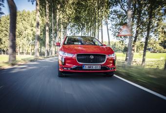 Jaguar I-Pace: update optimaliseert rijbereik #1