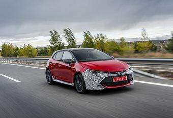 Toyota Corolla: Verleidingsoperatie #1
