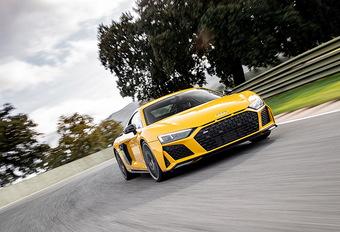 Audi R8 Coupe V10 Performance quattro: Eresaluut #1