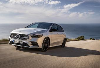Mercedes Classe B 2019 : Le compromis étoilé #1