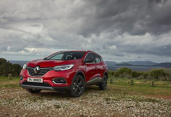 Renault Kadjar : Geconformeerd #1