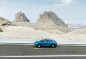 Audi E-tron 55 Quattro (2018)
