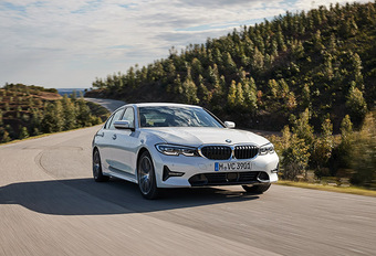 BMW Série 3 2019 : La même, mais différente #1