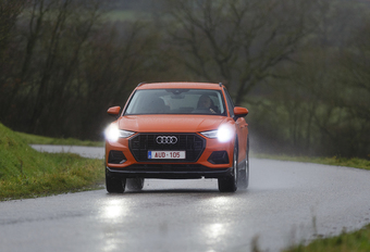 Quelle Audi Q3 choisir? #1
