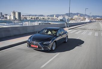 Lexus ES 300h (2019) #1