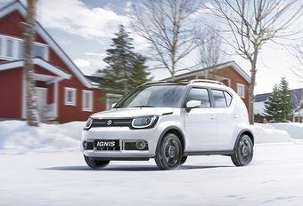 Test Suzuki Ignis AllGrip: kleine sneeuwruimer #1