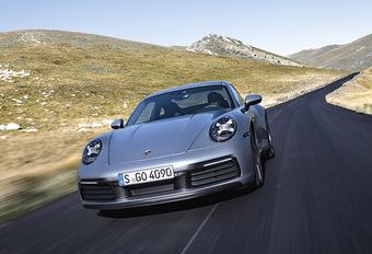 Porsche 911 « 992 » : Toujours meilleure #1