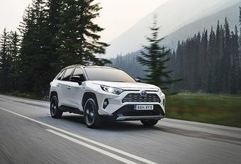 Toyota RAV4 2019: Operatie verleiding #1