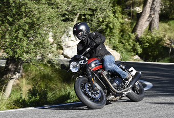 Triumph Speed Twin : Passé survitaminé #1