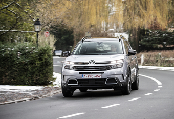 Citroën C5 Aircross 1.6 PureTech : Independence day #1